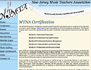New Jersey Music Teachers Association