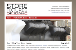 Store Fixtures of Idaho